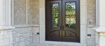 Custom Front Entry Doors