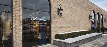 Glenview Doors The North Shore Gallery Showroom